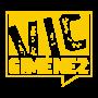 VicGimenez Logo Yellow